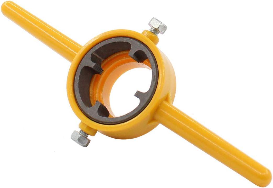 1 Tarraja Tubo 3//4 New 6 Pcs NPT Die Set PVC Tools Thread Maker Sizes 1//2