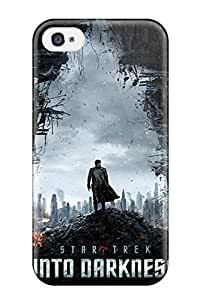 All Green Corp's Shop 5317006K66407771 Hot New Star Trek Into Darkness Case Cover For Iphone 4/4s With Perfect Design