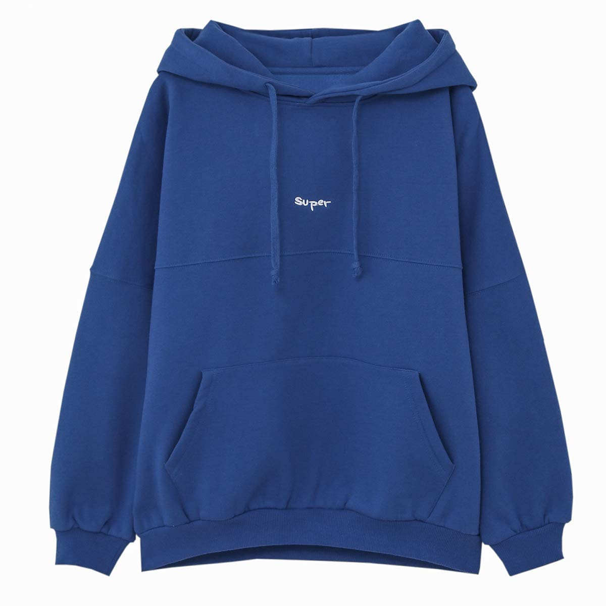 Fashion Sweatshirts (Blue, Medium)