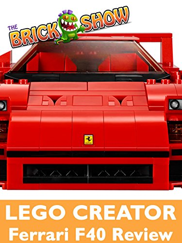 review lego creator ferrari f40 review watch online now. Black Bedroom Furniture Sets. Home Design Ideas
