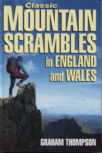 Ebook Classic Mountain Scrambles in England and Wales<br />Z.I.P