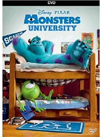 Amazon monsters university dvd billy crystal john goodman monsters university dvd voltagebd Choice Image