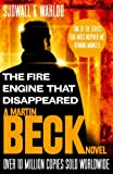 The Fire Engine that Disappeared by Maj Sjöwall front cover