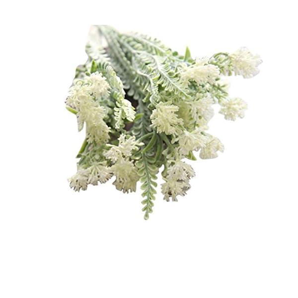 YJYdada-Artificial-Fake-Flowers-Milan-Flower-Floral-Wedding-Bouquet-Home-Decor