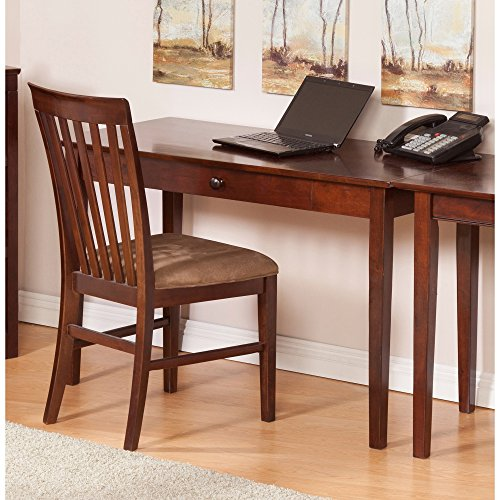 Shaker Writing Table (Shaker Writing Desk, Antique Walnut)