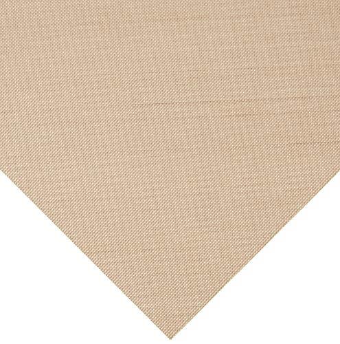 Yesker YES-43 6 Pack Teflon 16x20 Heat Press Transfer Sheet Super Sale TIME, Brown (Blank Iron On Transfer Paper)