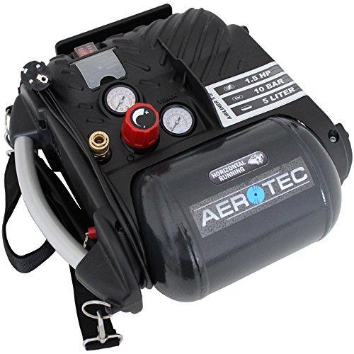 2 opinioni per Aerotec, Compressore a pistoni Airliner 5 Go, 200680.0