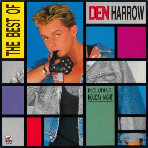 Den Harrow - Den Harrow - The Best Of Den Harrow - Baby Records - 63 687 8 - Zortam Music