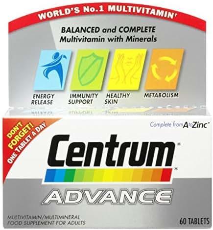 Centrum Advance (60 Tablets) by Centrum