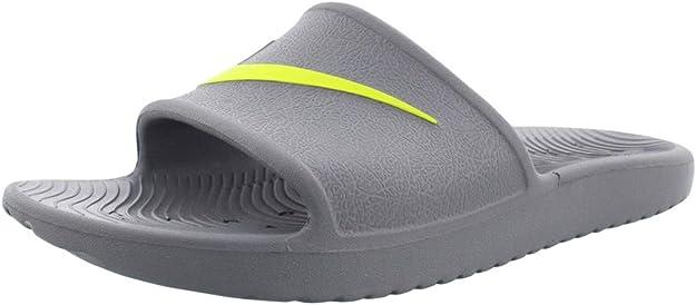 Amazon.com: Nike Kawa - Sandalias de meter de ducha, para hombre: Shoes