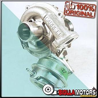 7991715002s turbina Garrett Fiat Fiorino (1.3 CC) (55 KW) (Diesel)