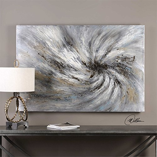 Vhomes Lights Vortex Modern Abstract Art Designed by Grace Feyock