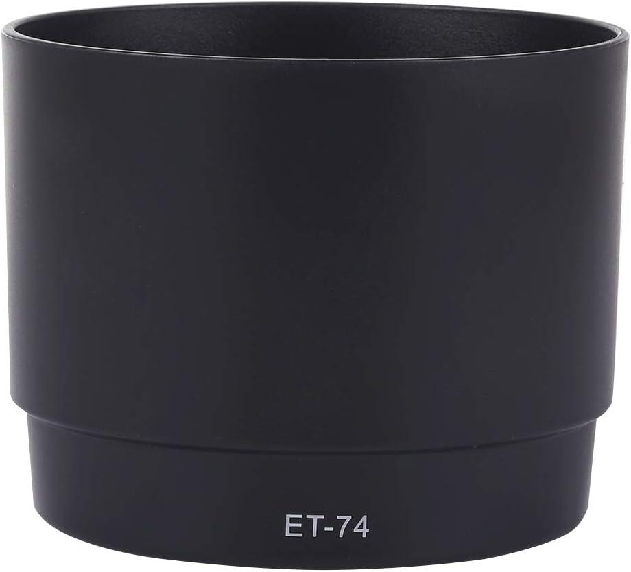 Lens Hood Xllbmd ET-74 Lens Hood Shade for Canon EF 70-200mm f//4L USM//EF 70-200mm f//4L is USM Lens