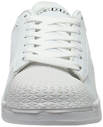 Black White Sneakers 1011 Olymp Kappa Basses Adulte Mixte Blanc A1nw0qwF