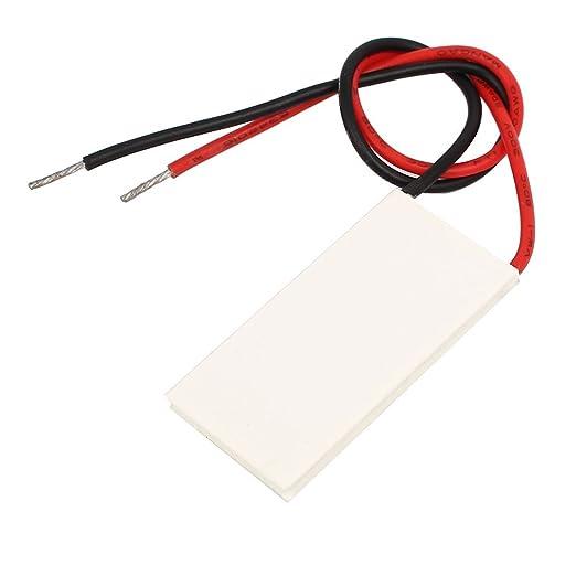 Amazon.com: DealMux TEC1-06308 6V 8A termoeléctricos módulo refrigerador refrigerar Placa Peltier: Electronics