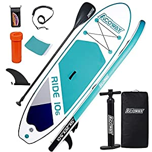 Acoway Paddle Board with Accessories | Sub Boards|