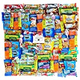Ultimate Care Package Full of 75 Individual Delicious Snacks