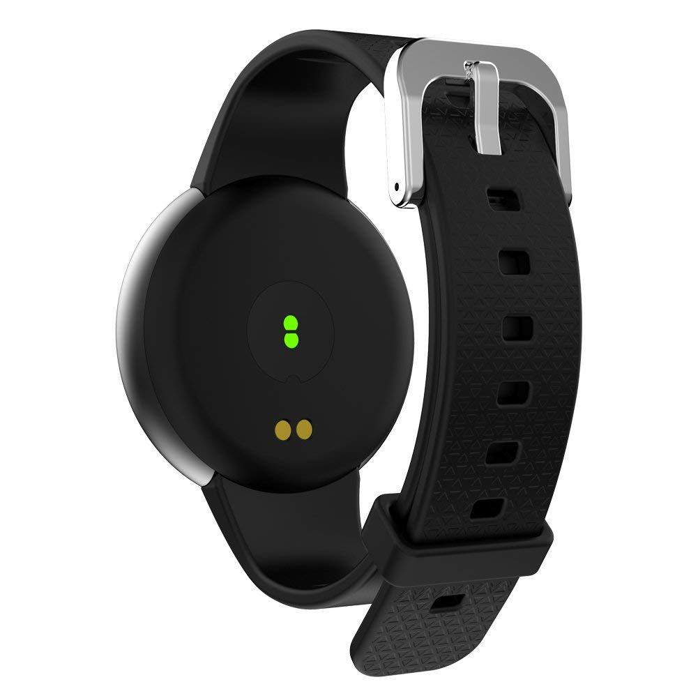 Amazon.com : Fitness Tracker, Bluetooth 4.0 Heart Rate ...