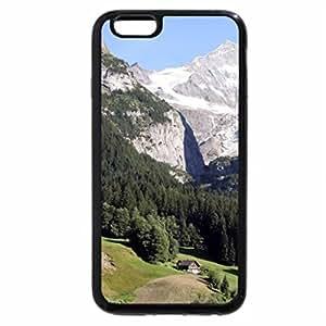 iPhone 6S Plus Case, iPhone 6 Plus Case, the swiss alps in summer