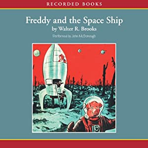 Freddy and the Space Ship Audiobook