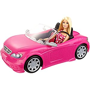 Barbie Doll & Vehicle [Amazon Exclusive]