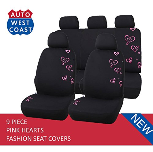 Top 10 west coast auto seat covers for 2020