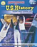 Jumpstarters for U. S. History, Mark Twain Media Staff and Linda Armstrong, 1580372996