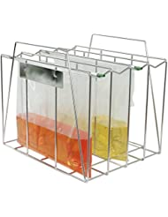 Interscience Laboratories 221 350 Storage Racks For 4 Bags 3500 ML 1 Each