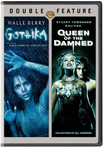DVD : Gothika & Queen of the Damned (DVD)