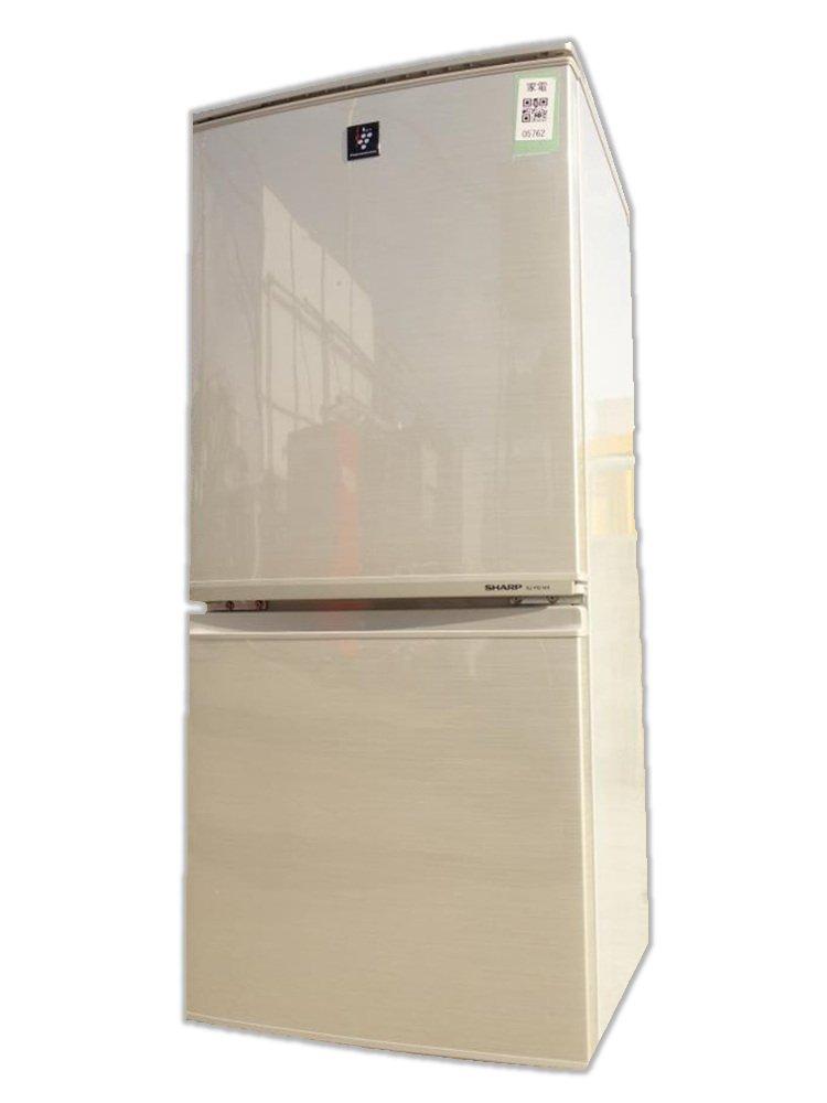 【格安SALEスタート】 シャープ 137L B00ASHIPK2 2ドア冷蔵庫(ゴールド系)SHARP SJ-PD14X-N 137L プラズマクラスター冷蔵庫 SJ-PD14X-N B00ASHIPK2, タープ&テントのスマイルプライス:581c781b --- diesel-motor.pl