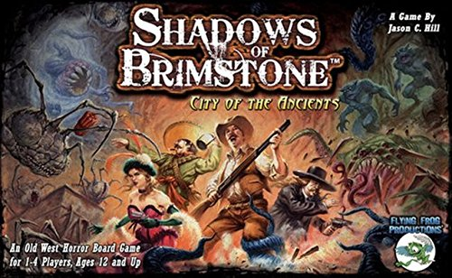 Shadows of Brimstone: City of the Ancients by Flying Frog Productions