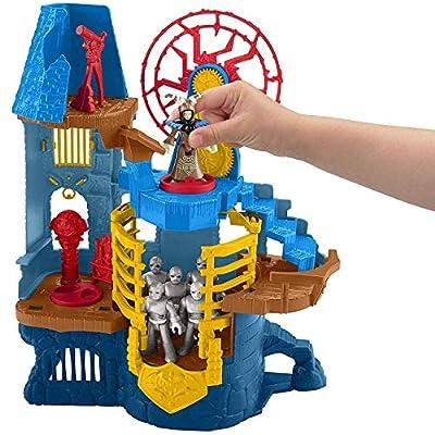 Imaginext Power Rangers Rita Repulsa and Moon Base: Toys & Games