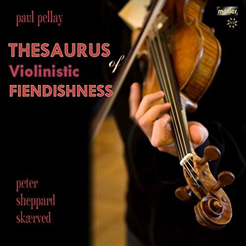 Arioso Music Book (Thesaurus of Violinistic Fiendishness, Book 4: Arioso -)