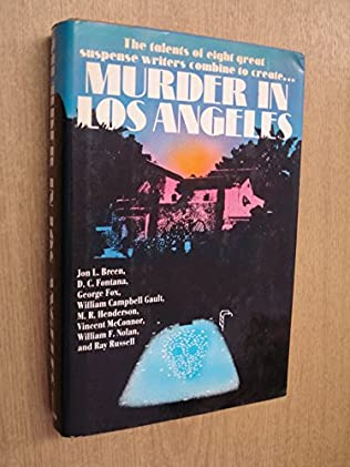 book cover of Murder in Los Angeles