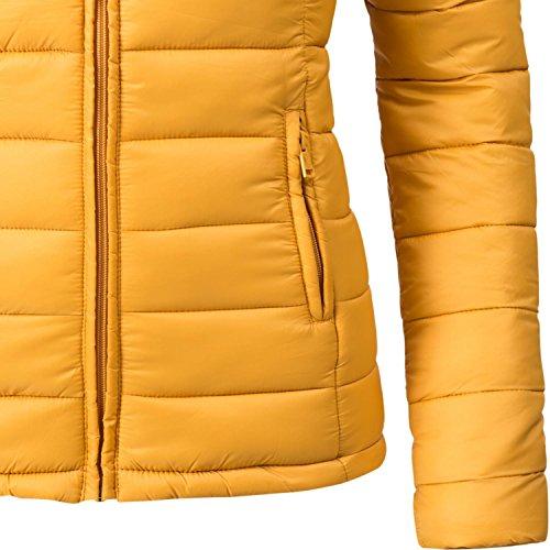 Guateada Para Xs Amarillo Entretiempo Colores Lucy De xxl Mujer Marikoo 11 Chaqueta E4wxU