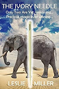 The Ivory Needle by Leslie Miller ebook deal