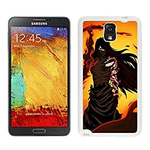 New Unique DIY Antiskid Skin Case For Samsung Note 3 Bleach Samsung Galaxy Note 3 White Phone Case 051 Samsung Galaxy Note3 White Phone Case 051