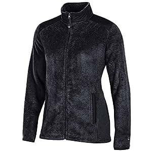 Champion Women's (Black) Full Zip Flurry Jacket, Womens, Black, X-Large