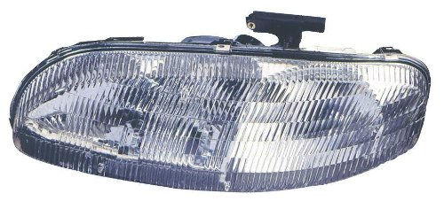 Depo 332-1154L-AS Chevrolet Lumina/Monte Carlo Driver Side Replacement Headlight Assembly