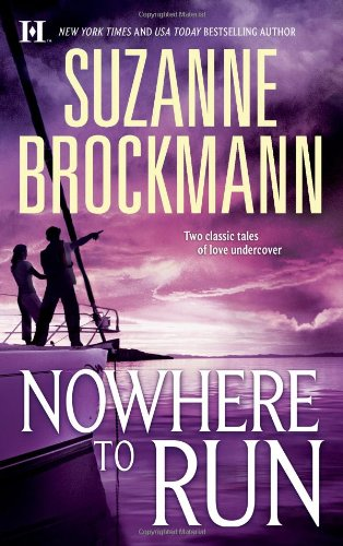 book cover of Nowhere to Run