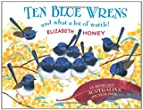 Ten Blue Wrens and What a Lot of Wattle!, Elizabeth Honey, 1742377874