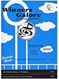 Peter Lawrance: Winners Galore (Treble Brass). Sheet Music for Trumpet, French Horn, Euphonium