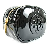 Tory Burch Patent Small Cosmetic Case, Style No 50005074 (Black)