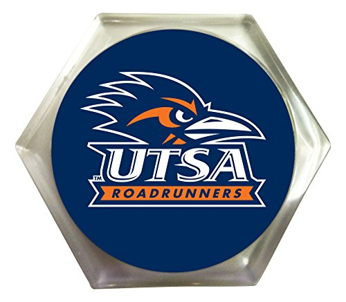 UTSA ROADRUNNERS COASTERS-4 PACK-UNIVERSITY OF TEXAS AT SAN ANTONIO COASTERS-4 - Drink Roadrunner