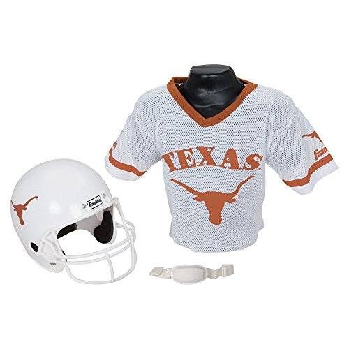 Franklin Sports NCAA Youth Helmet and Jersey Set