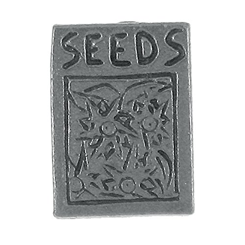 Jim Clift Design Seed Packet Lapel Pin - 100 Count