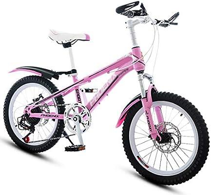 Bicicletas Triciclos Rosa 20 Pulgadas para El Estudiante Niña ...