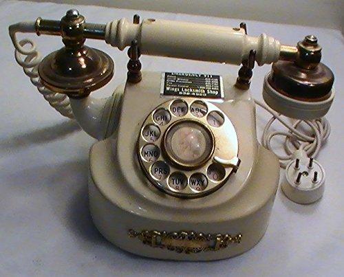 Western Electric Rotary Phone - 9