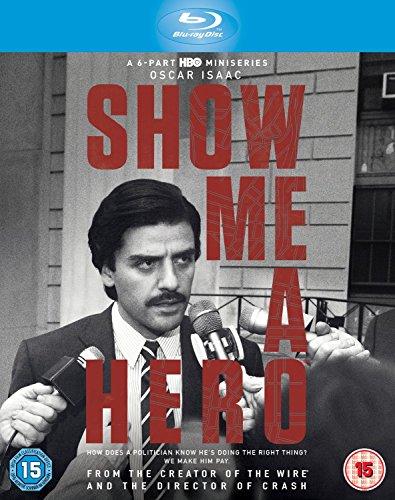 Show Me a Hero [Blu-ray]