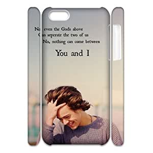 linJUN FENGCool Painting Harry Styles Unique Design 3D Cover Case for ipod touch 5,custom cover case case-325213